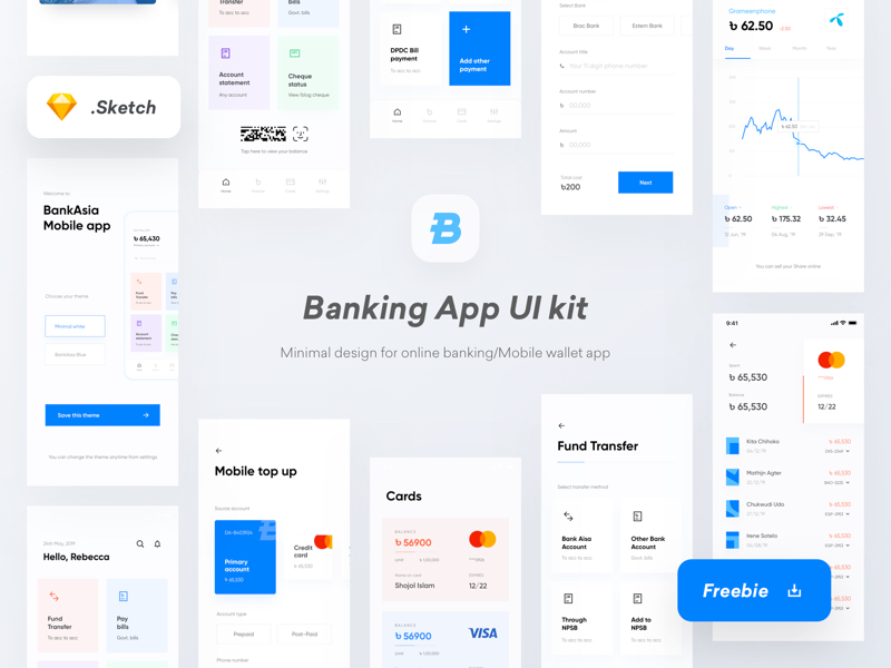 Banking-Wallet-App-Free-UI-kit-For-Sketch-thumb