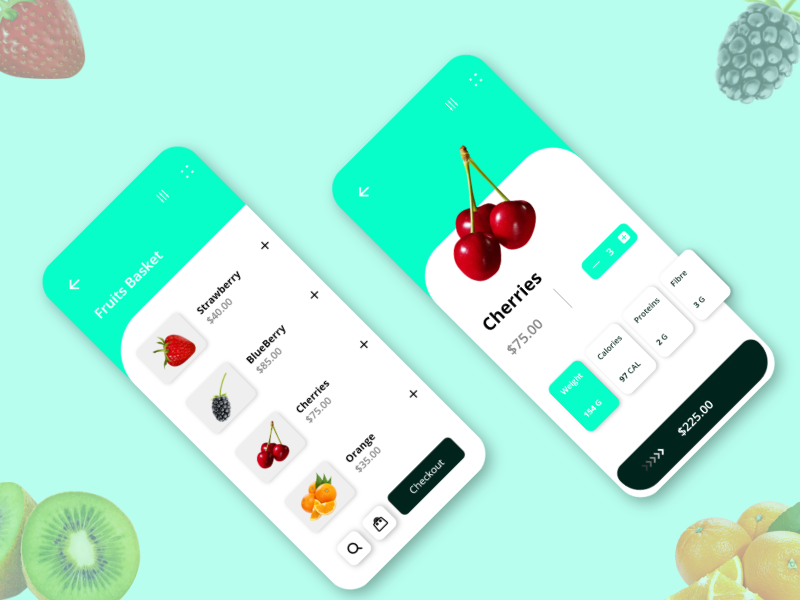 Fruits Delivery App
